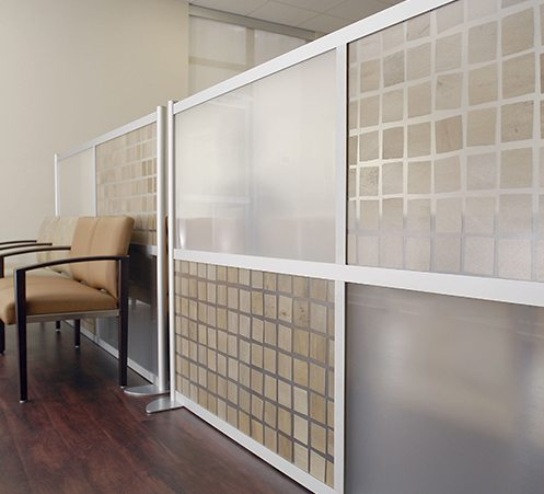 Custom room dividers and partitions loftwall Modern divider