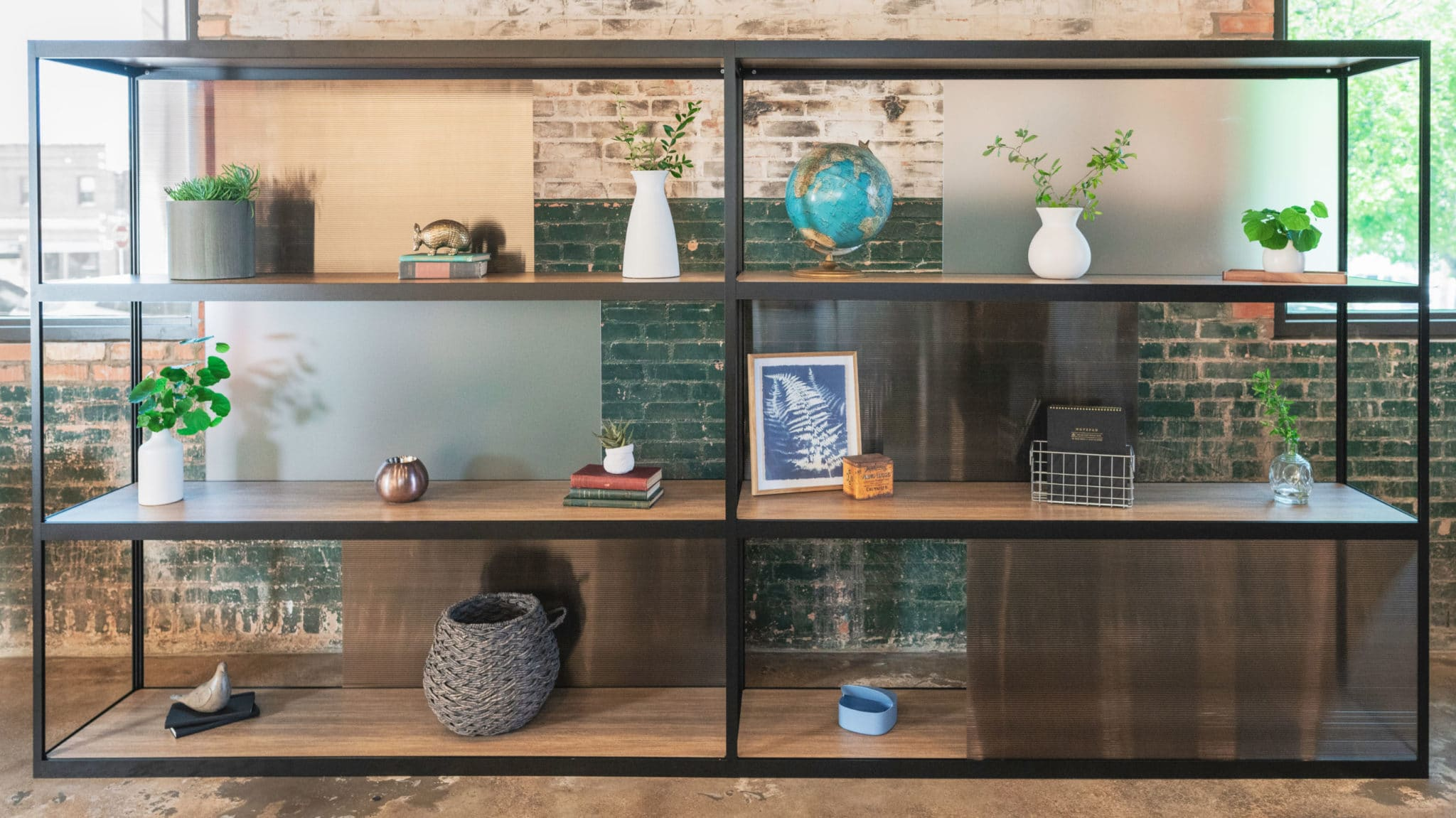 Shift Modern Shelving System