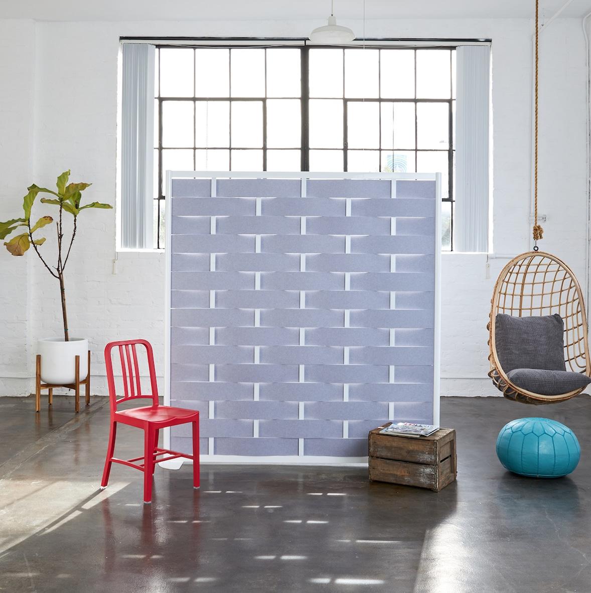 Weave Room Divider